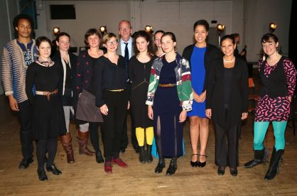 0K3A5545, Stipendiaten für Kunst & Musik, Gedächtnispreisträger & Dr Hans-Georg Küppers 2014