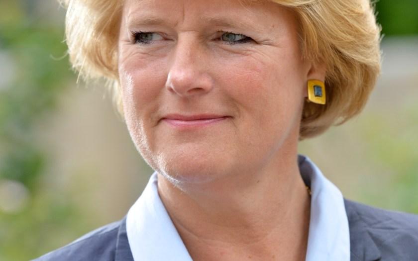 Staatsministerin für Kultur und Medien, Monika Grütters, übernimmt 2015 die Schirmherrschaft zur Jubiläumsausgabe der jazzahead! Foto: Christof Rieken