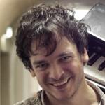 Chris Gall präsentierte in der Münchner Unterfahrt sein neues Album Foto: Thomas J. Krebs