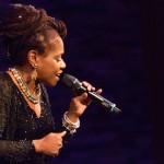 Cathrine Russel tritt bei Women in Jazz auf. Foto: Marv Goldsmitt