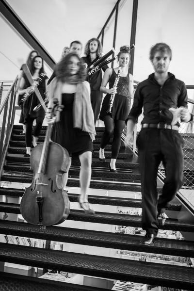 Das Mehr Musik! Ensemble wird am Samstag Abend Werke von Vinko Globokar interpretieren.