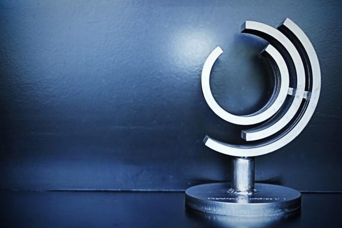 Albert-Mangelsdorff-Preis: Skulptur. Foto: Ulla C. Binder