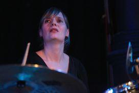Michala Østergaard-Nielsen von Davids Angels, Fabulous Swedish Jazz On Stage, Unterfahrt, Munich, Foto Ralf Dombrowski