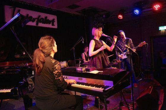Davids Angels, Fabulous Swedish Jazz On Stage, Unterfahrt, Munich, Foto Ralf Dombrowski