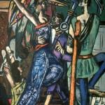 Max Beckmann, Begin the Beguine, 1946 Das Lied Begin the Beguine wurde von Cole Porter für das 1935 uraufgeführte Broadway-Musical Jubilee komponiert und getextet. Es entwickelte sich zu einem Evergreen und einem Jazzstandard. eine Berühmtheit verdankt der Titel vor allem der am 24. Juli 1938 aufgenommenen und im August 1938 erschienenen Aufnahme von Artie Shaw und seinem Orchester (bei Bluebird), die insgesamt 6 Wochen lang die Billboard-Charts anführte. Bis zum Jahre 1944 hatte die Single eine Million mal verkauft.