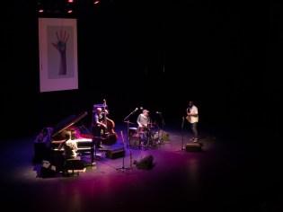 Louis Moholo-Moholo Quartet. 51. Jazzfest Berlin. Foto: Hufner