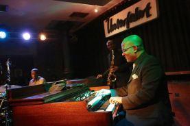James Carter Organ Trio in der Münchner Unterfahrt
