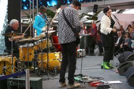 Erika Stucky & Band, Foto: Ralf Dombrowski