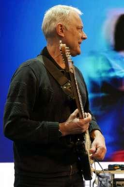 Gitarrist Uffe Stephen. Foto: Thomas J. Krebs