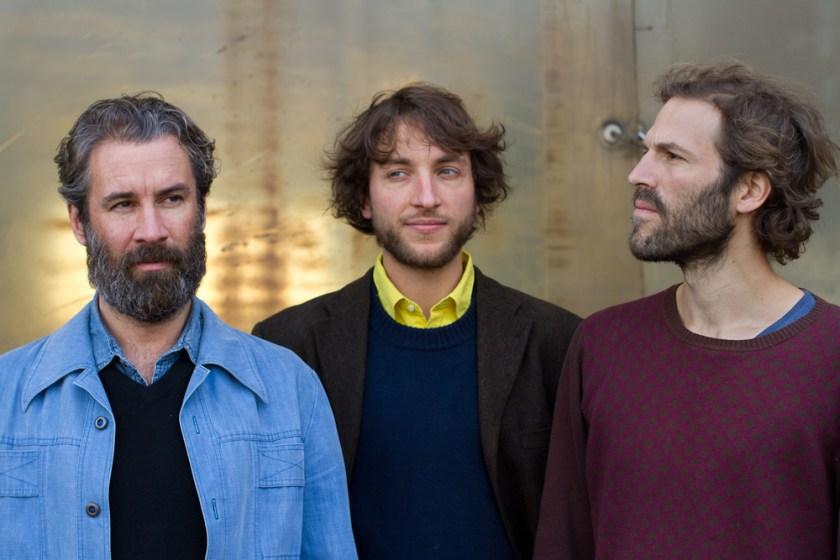 Trio Lauer-Westergaard-Smith. Foto: Benedikt Lauer