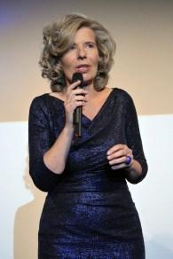 Die Moderatorin des Awards seit der ersten Verleihung: BR-Redakteurin Beate Sampson. Foto: TJ Krebs