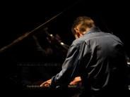 Jazzfest Berlin 2016 - Präludium. Alexander von Schlippenbach und Axel Dörner. Foto: Hufner