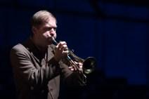 Jazzfest 2016: Axel Dörner (Trompete). Foto: Petra Basche