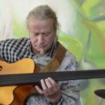 Rainer Glas (Bass). Foto: Privat