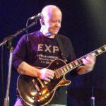 Radim Hladík bei einem Konzert im Rockclub im böhmischen Písek 2007. Foto: Chmee2/Wikipedia
