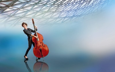 "Start des BMW Welt Jazz Award 2017 - ""Bass erstaunt"""