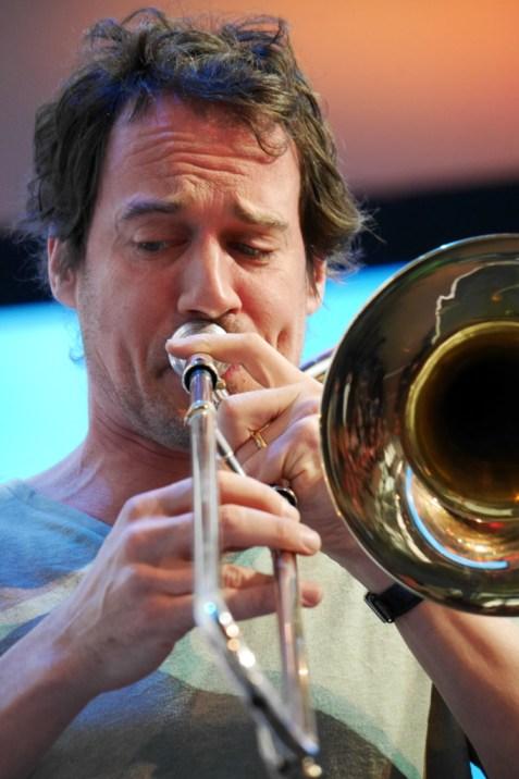 Nils Wogram. Foto: Thomas J. Krebs