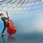 Die Finalisten des BMW Welt Jazz Award 2017: Renaud Garcia-Fons und Eva Kruse