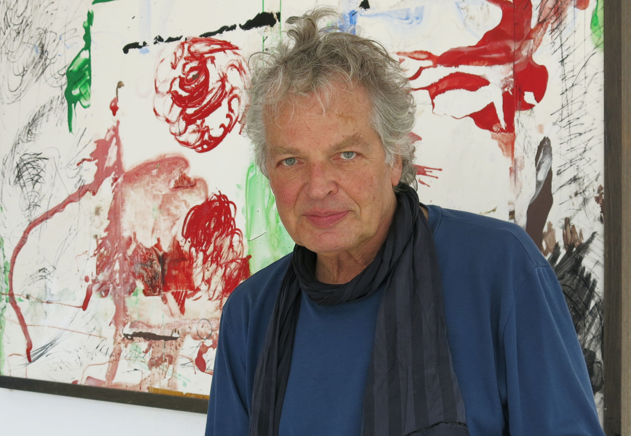 Joachim Kühn. Foto: Jens Göthel