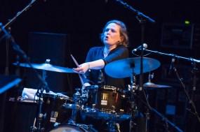 German Jazz Expo: Eva Klesse. Foto: Susanne van Loon