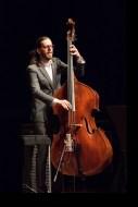 European Jazz Meeting: Max Thornberg vom Emil Brandqvist Trio, Schweden. Foto: Susanne van Loon