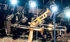 Eine Herz aus Jazz: Trombone Shorty. Foto: Susanne van Loon
