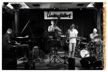 Craig Taborn Quartet. Foto: Thomas J. Krebs