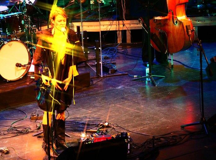Spielt bei den Leipziger Jazztagen: Monika Roscher. Foto: Hufner