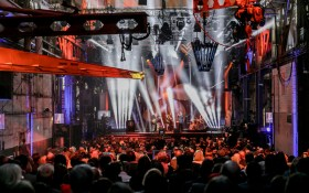 ECHO Jazz 2017 am 01.06.2017 bei Blohm+Voss in Hamburg /// Foto: Mo Wüstenhagen / BVMI