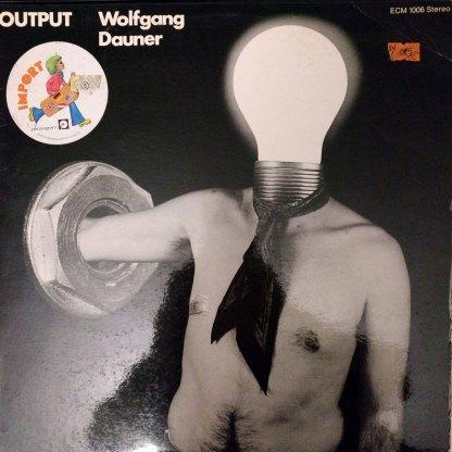 Dauner: Output - Front. ECM 1970