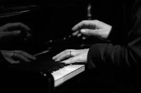 Pablo Held am Klavier. Foto: Thomas J. Krebs