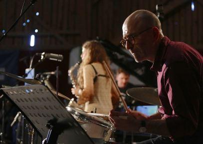 Björn Lücker, Anna-Lena Schnabel Quartet. Foto: Ralf Dombrowski