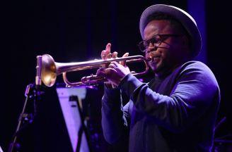 Ambrose Akinmusire, Ambrose Akinmusire Quartet. Foto: R. Dombrowski