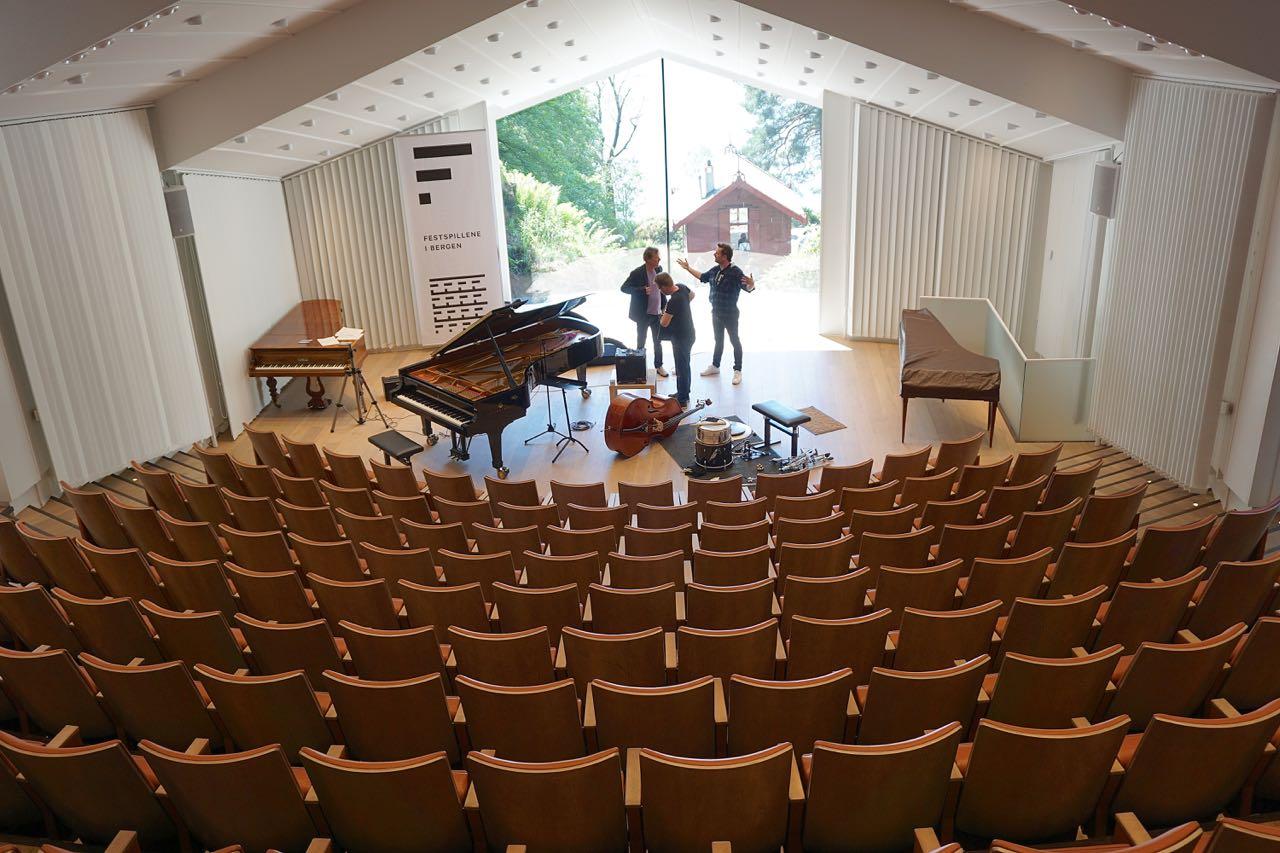 Troldhaugen Hall. Foto: R. Dombrowski