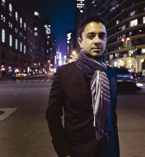 Der New Yorker Pianist & Komponinst Vijay Iyer
