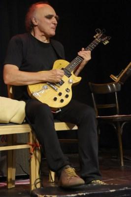 """Helmut """"Joe"""" Sachse. Foto: Michael Scheiner"""