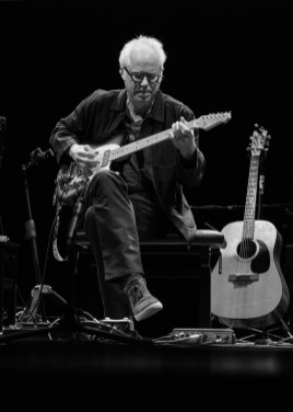 Bill Frisell (USA) – Music is | © HuPe-kollektiv