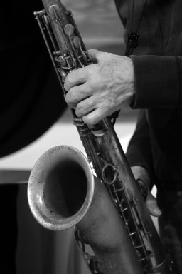 Heinz Sauer Hand - Foto TJ Krebs jazzphotoagency@web.de