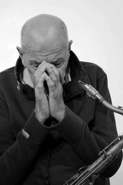 Heinz Sauer Portait- Foto TJ Krebs jazzphotoagency@web.de