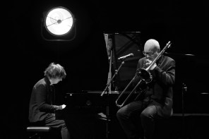 Michael Wollny und Nils Landgren