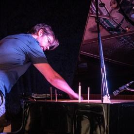 Stefan Schultze, Piano im Sowieso. Foto: Hufner