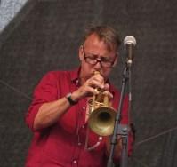 Trompeter Markus Türk. Foto: Stefan Pieper