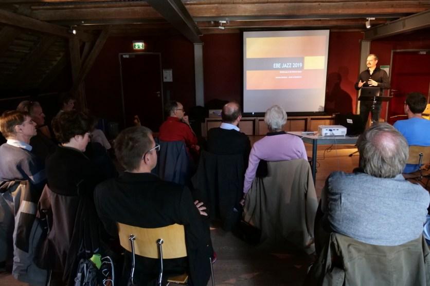 P1559620 Jazz Talk mit Andreas Dombert - Foto TJ Krebs