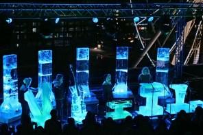 Isungset Ice Music - Foto TJ Krebs