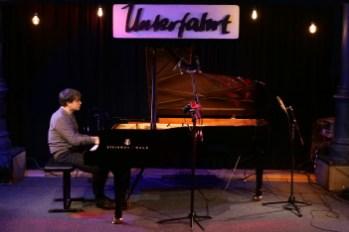 Chris Gall live - Foto TJ Krebs