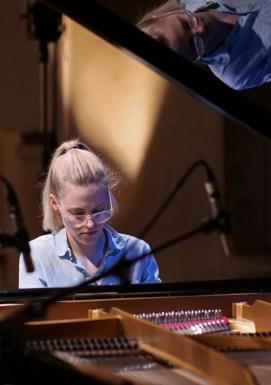 Johanna Summer mit Schumann Kaleidoskop. Foto: Thomas J. Krebs