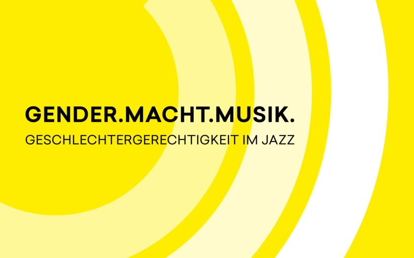 Gender Macht Musik.