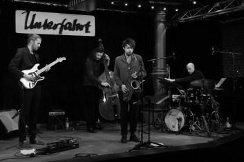 Schiepek Quartett beim Preisträgerkonzert. Foto: TJ Krebs