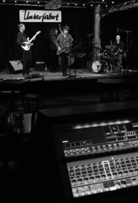 Schiepek Quartett. Foto: TJ Krebs