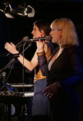 Antonia Dering und Patricia Römer - Foto TJ Krebs